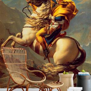 پوستر دیواری نقاشی ناپلئون DA-1016