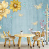 پوستر دیواری اتاق کودک DP-1098