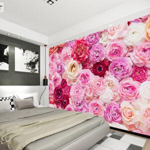 پوستر دیواری گل رز DA-1103
