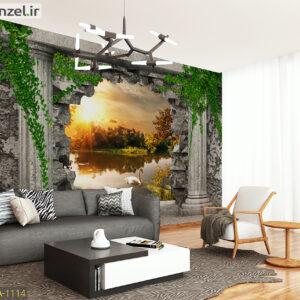 پوستر دیواری طبیعت و منظره DA-1114