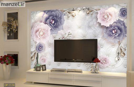 پوستر دیواری گل DP-1174