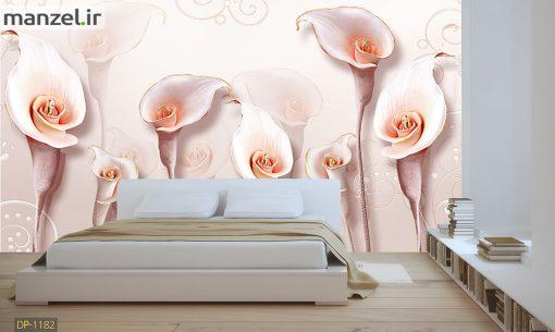 پوستر دیواری گل ارکیده DP-1182