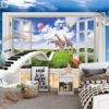 پوستر دیواری گل DP-1257