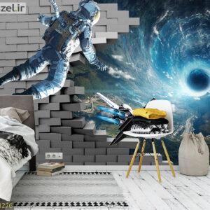 پوستر دیواری فضانورد DP-1276