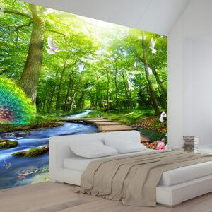 پوستر دیواری طبیعت و منظره DP-1288