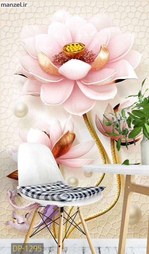 پوستر دیواری گل DP-1295