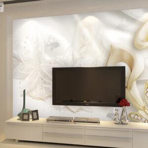 پوستر دیواری گل مرواریدی DP-1320