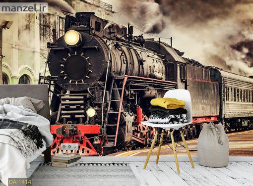 پوستر دیواری قطار DA-1414
