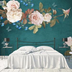 پوستر دیواری هنری گل DP-1420