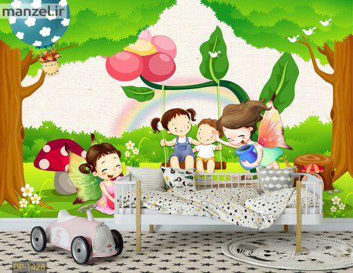 پوستر دیواری کودکان DP-1428