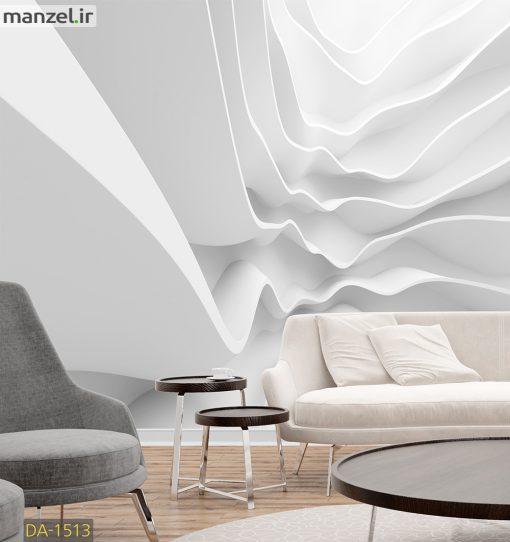 پوستر دیواری صخره سفید DA-1513