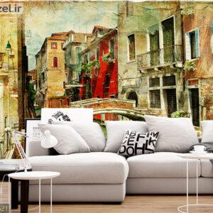 پوستر دیواری نقاشی ونیز DA-1521