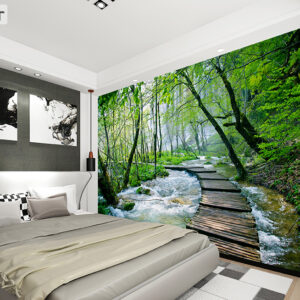 پوستر دیواری مسیر سبز DA-1560