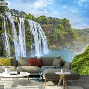 پوستر دیواری آبشار DA-1617