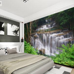 پوستر دیواری آبشار طبقه ای DA-1693