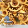 پوستر دیواری چرخ دنده DA-1703
