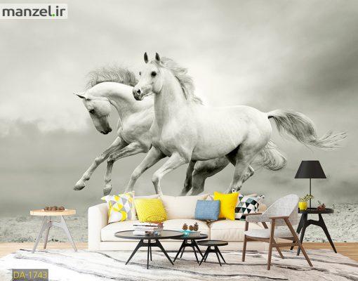 پوستر دیواری اسب DA-1743