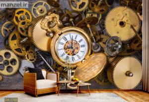 پوستر دیواری ساعت DA-1788