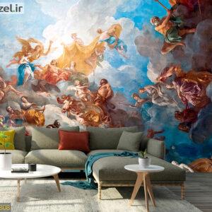 پوستر دیواری نقاشی فرشته DA-1808