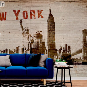پوستر دیواری نیویورک DA-1849