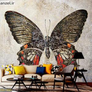 پوستر دیواری پروانه DA-1850