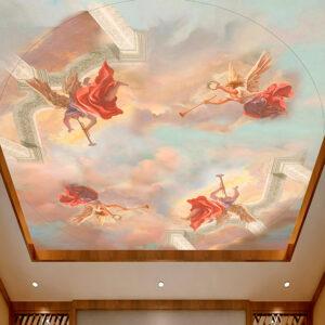 پوستر دیواری فرشته DA-1887