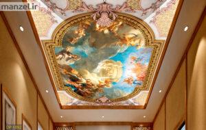 پوستر دیواری فرشته DP-1892