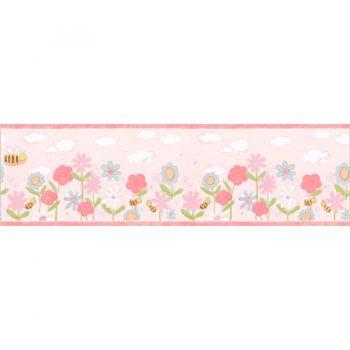 1 BQ271001B 350x350 - بوردر کاغذ دیواری اتاق کودک کد BQ271001B