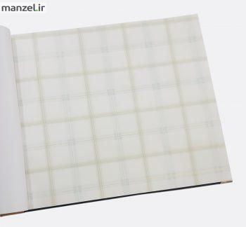 6 350x324 - کاغذ دیواری اتاق کودک طرح چهارخونه کد BQ271102