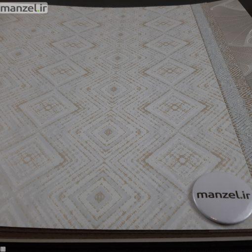 کاغذ دیواری طرح اشکال هندسی کد 1801202