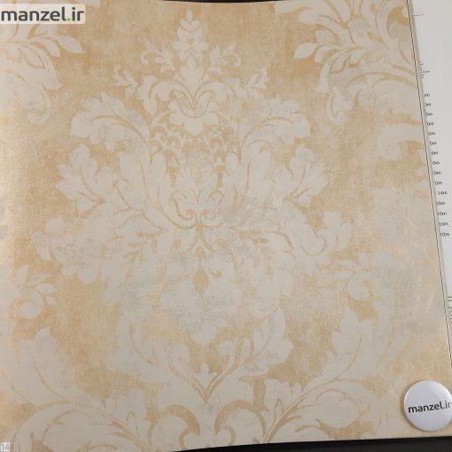 کاغذ دیواری طرح داماسک کد 1802701