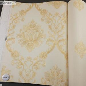 کاغذ دیواری طرح داماسک کد ۱۸۰۵۱۰۳