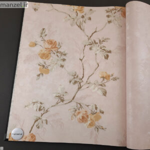 کاغذ دیواری طرح گل کد ۱۸۰۵۵۱۱
