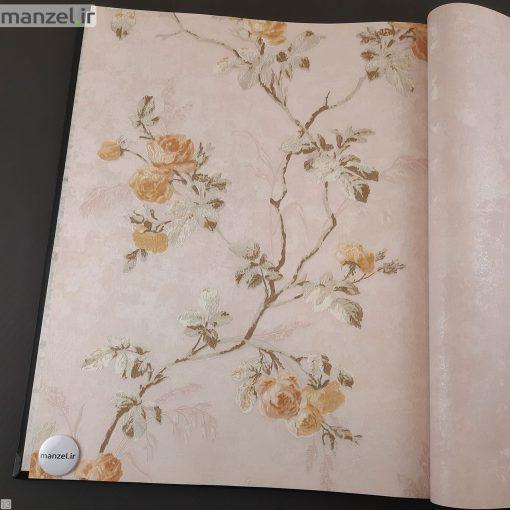 کاغذ دیواری طرح گل کد 1805511