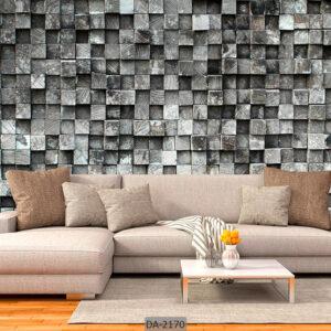 پوستر دیواری طرح اشکال هندسی DA-2170
