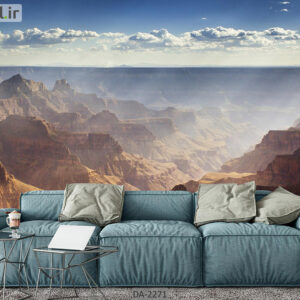 پوستر دیواری طرح طبیعت و منظره DA-2271