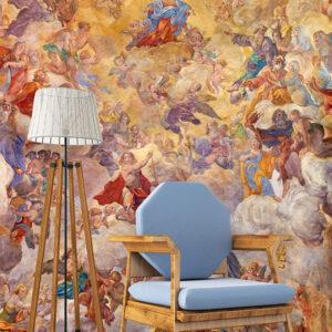 پوستر دیواری طرح فرشته DA-2519