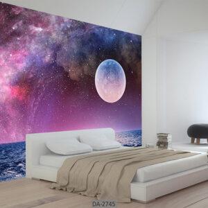 پوستر دیواری طرح کهکشان DA-2745