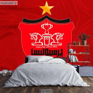 پوستر دیواری فوتبالی طرح پرسپولیس DP-2812