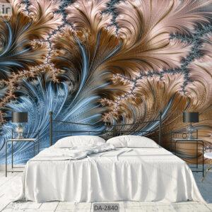 پوستر دیواری هنری طرح پر DA-2840