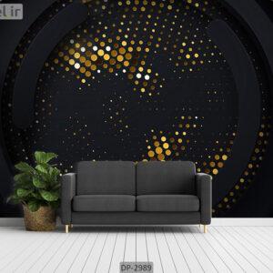 پوستر دیواری طرح لاکچری DP-2989