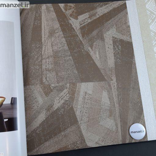 کاغذ دیواری طرح اشکال هندسی کد 1801503