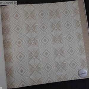 کاغذ دیواری طرح اشکال هندسی کد 1801201