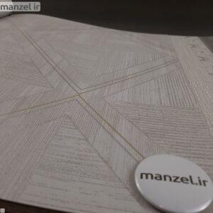 کاغذ دیواری طرح اشکال هندسی کد ۱۸۰۱۱۰۲