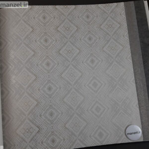 کاغذ دیواری طرح اشکال هندسی کد ۱۸۰۱۲۰۴