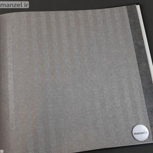 کاغذ دیواری طرح راه راه کد 1801905