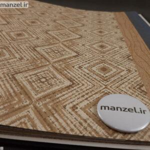 کاغذ دیواری طرح اشکال هندسی کد 1801205