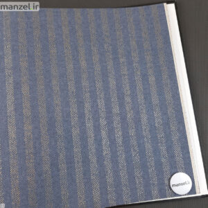 کاغذ دیواری طرح راه راه کد 1801906