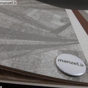 کاغذ دیواری طرح اشکال هندسی کد 1801502