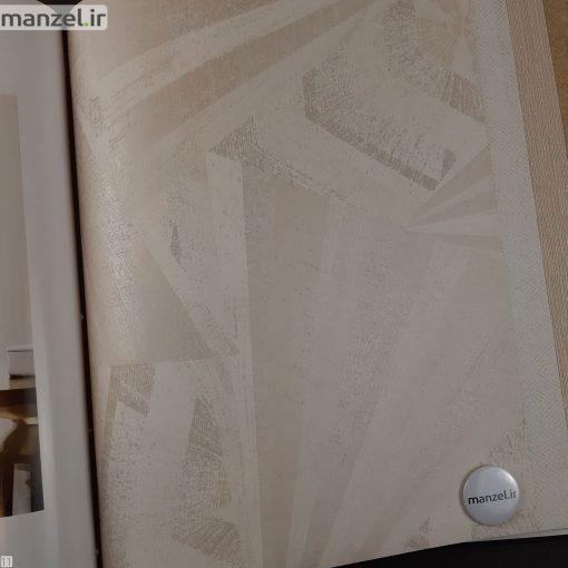 کاغذ دیواری طرح اشکال هندسی کد 1801501